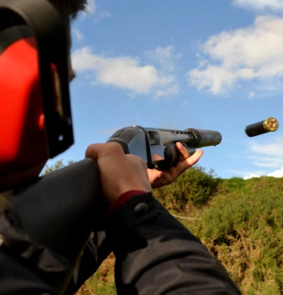 Clay Pigeon Shooting | Stag 1