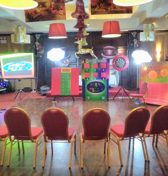 Game Show   Stag 1