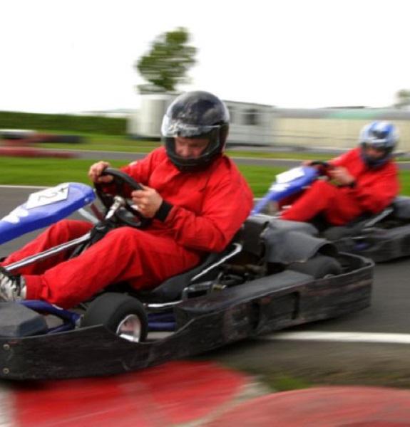Go Karting | Hen 1