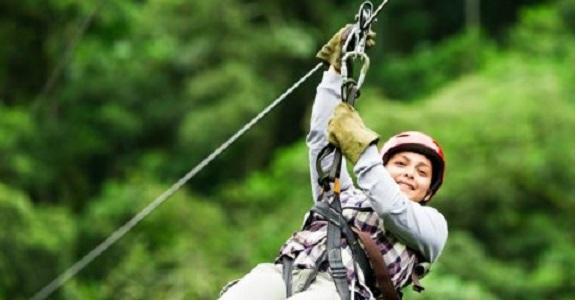 Zip It Forest Adventure | Hen