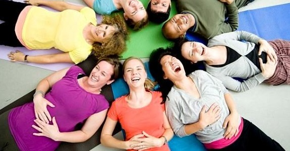 Laughter Yoga | Hen