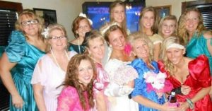 Battle of the Bridesmaids Hen Party Package