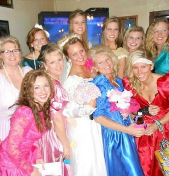 Battle of the Bridesmaids Hen Package